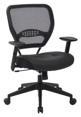 1.SPACE Seating Professional AirGrid Managers Chair