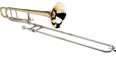 1. Bach LTGB42BO Stradivarius Professional Trombone