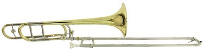 5. Roy Benson RBTT242F Bb/F Professional Trombone
