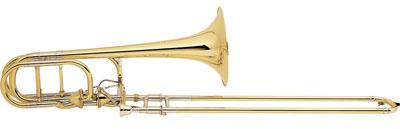 10. Bach 50T3 Stradivarius Professional Bass Trombone