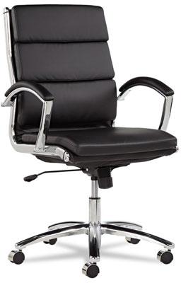 9. Alera Neratoli Mid-Back Swivel/Tilt Chair