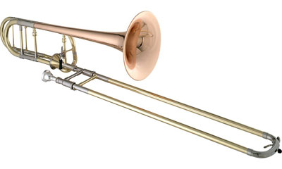8. Getzen 3047AF Custom Series F Attachment Trombone 3047AFR Lacquer