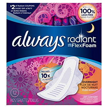 16. Always Radiant Overnight