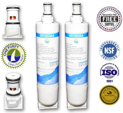 Top 10 Best Refrigerator Water Filter Reviews