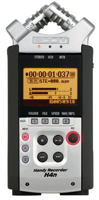 9. Zoom H4N Digital Multitrack Recorder - 2020 Version