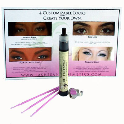 7. Lashes & Cosmetics Eyelash Extension Glue