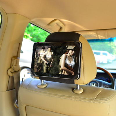 7. TFY 7-Inch Tablet PC Car Headrest Mount