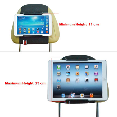 9. TFY Universal Car Headrest Mount