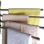 Best Wall Mounted Towel Racks for Bathrooms Reviews