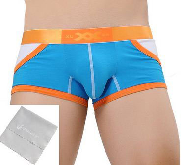 18. Men's Cotton Pocket Underwear