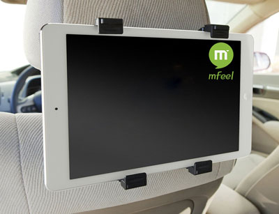 10. Mfeel® Universal Car Back Seat Headrest