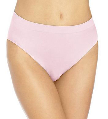 20. Bali Women's Comfort Revolution Seamless High-Cut Brief Panty, Most Comfortable Underwear for Women Reviews