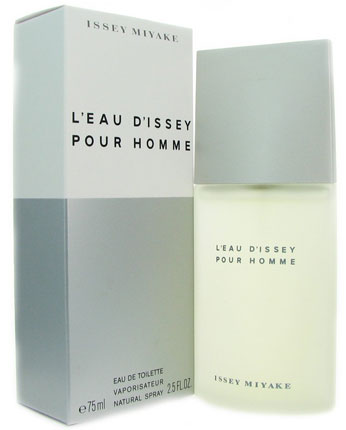 10. L'eau D'issey by Issey Miyake for Men - Eau De Toilette Spray 2.5 Oz