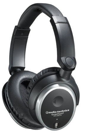 1. Audio-Technica ATH-ANC7B QuietPoint Active