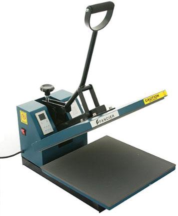 7. Powerpress Digital Heat Press 15 x 15 Sublimation Heat Press Rhinestone Heat Press