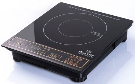 1. Secura 8100MC 1800W Induction Cooktop Countertop