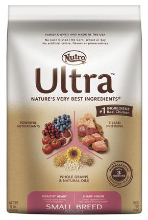 10. Nurto Ultra Adult Dry Dog Food