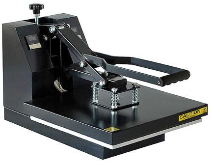 4. Promo Heat 15 in. x 15 in. Sublimation Heat Transfer Press Machine