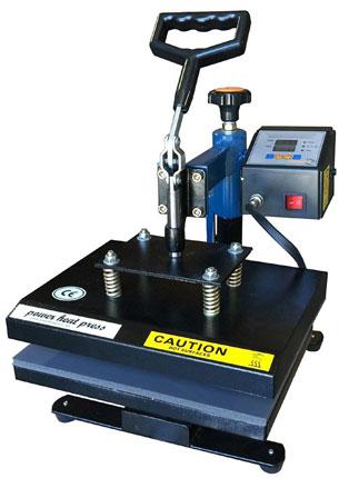 8. Powerpress Heat Press Swing Away Heat Press 9