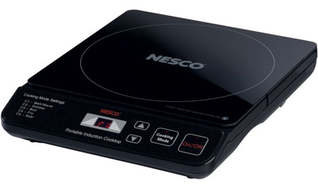10. Nesco PIC-14 Induction Cooktop, 1500-Watt