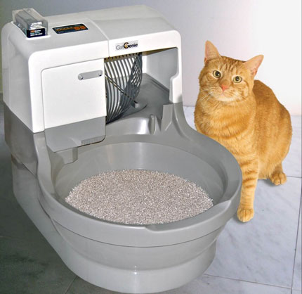 4. CatGenie Automatic Cat Litter Box