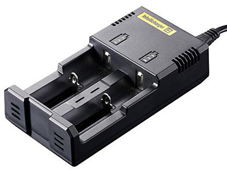 5. NiteCore-i2-V2014 Universal charger