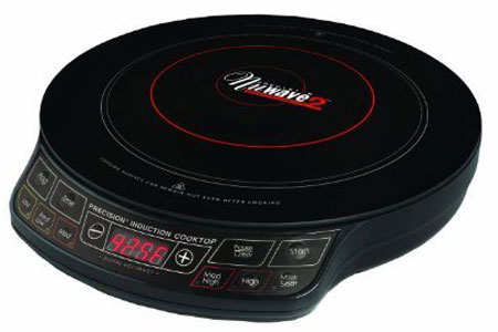 3. NuWave Precision Induction Cooktop
