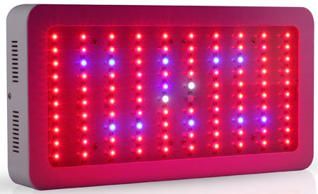 9. Galaxyhydro 300W Grow Light
