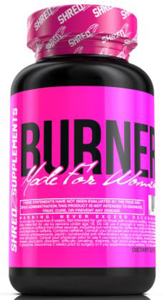 4. SHREDZ Burner for Women