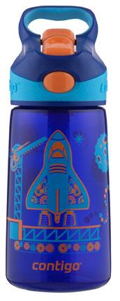 4. Contigo Autospout Striker Kids Water Bottle (14oz)