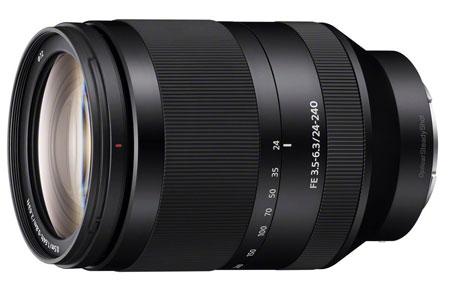 4. Sony SEL24240 FE 24-240mm