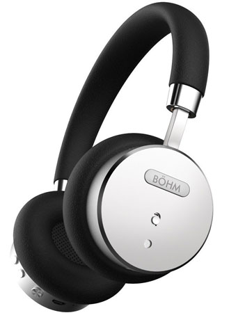8. BÖHM Bluetooth Wireless Noise Cancelling Headphones