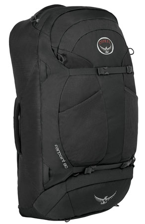 7. Osprey Packs Farpoint 80 Travel Backpack