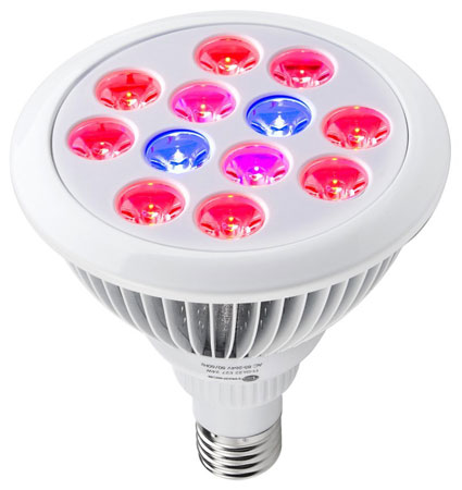 10. TaoTronics LED Grow Light Bulb