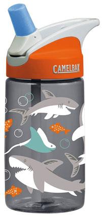 1. CamelBak eddy Kids .4L Water Bottle