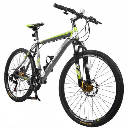 4. Merax Finiss 26-Inch Aluminum Mountain Bike: