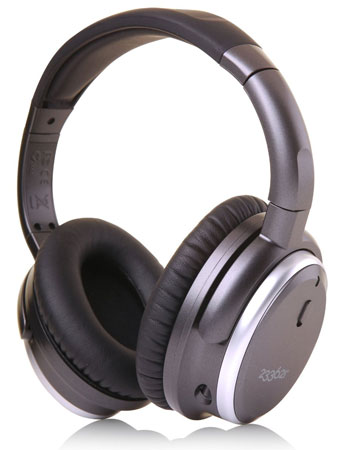 2. H501 Active Noise Cancelling Over-Ear Headphones