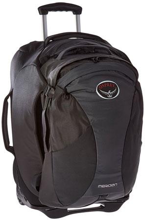8. Osprey Packs Meridian Wheeled Luggage