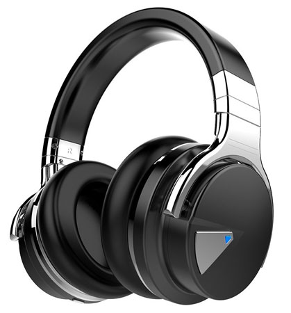 6. Cowin E-7 Active Noise Cancelling Headphones