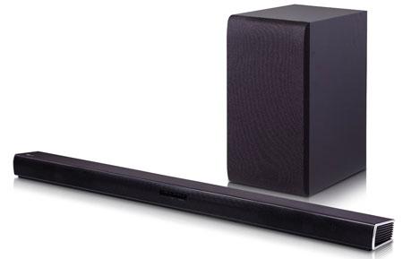 5. LG SH4 Sound Bar (2016 Model)