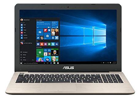 6. ASUS F556UA-AS54 15.6-Inch Full-HD Laptop: