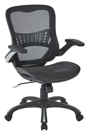 4. Office Star Mesh Back Office Seat