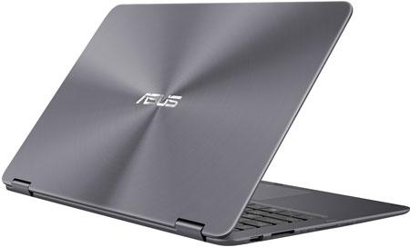 5. ASUS ZenBook Flip UX360CA-DBM2T 13.3-inch Touchscreen Gaming Laptop: