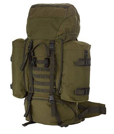 4. Berghaus Military Crusader III 90 Plus 20 Size 2 Backpack