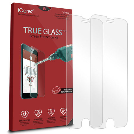 3. iCarez Screen Protector