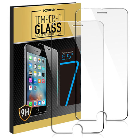 9. Kollea Ballistic Nano Tempered Screen Protector