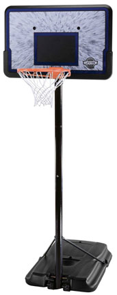 1. Lifetime 1221 Pro Court Height Adjustable Portable Basketball System