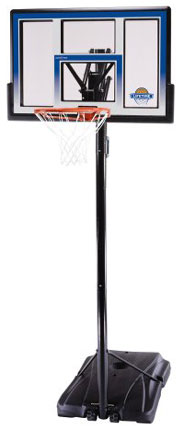 3. Lifetime 48 Inch Portable Basketball Hoop