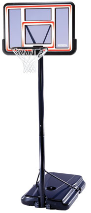 5. Lifetime 1269 Pro Court Height Adjustable Portable Basketball System