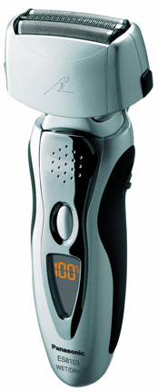 1. The Panasonic ES8103S Electric Shaver